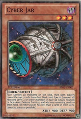 Cyber Jar - BP01-EN002 - Starfoil Rare - Unlimited Edition