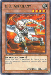 D.D. Assailant - BP01-EN133 - Starfoil Rare - Unlimited Edition