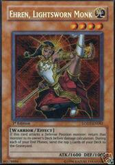 Ehren, Lightsworn Monk - LODT-EN082 - Secret Rare - 1st Edition on Channel Fireball