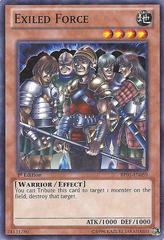 Exiled Force - BP01-EN059 - Starfoil Rare - Unlimited Edition