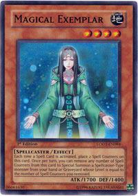 Magical Exemplar - LODT-EN084 - Super Rare - 1st Edition