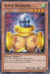 Slate Warrior - BP01-EN121 - Common - Unlimited Edition