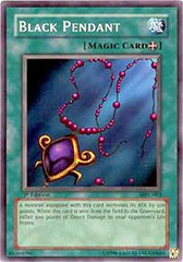 Black Pendant - MRL-003 - Super Rare - 1st Edition on Channel Fireball
