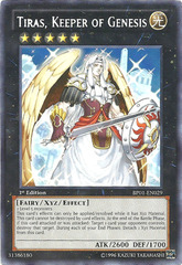 Tiras, Keeper of Genesis - BP01-EN029 - Rare - Unlimited Edition