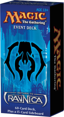 Return to Ravnica Event Deck: Creep and Conquer