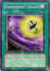 Gravekeeper's Servant - MRL-031 - Common - 1st Edition