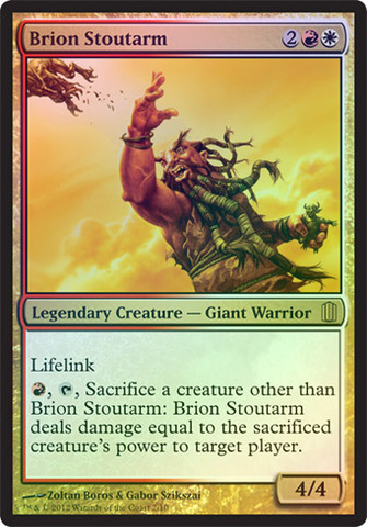 Brion Stoutarm (Oversized)