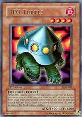 UFO Turtle - MRL-081 - Rare - 1st Edition