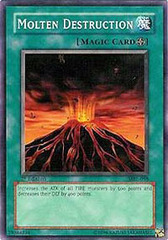 Molten Destruction - MRL-098 - Common - 1st Edition