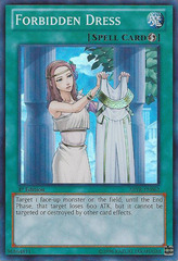 Forbidden Dress - ABYR-EN062 - Super Rare - 1st Edition