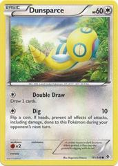 Dunsparce - 111/149 - Common on Channel Fireball
