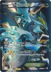 Black Kyurem-EX Full Art - 145/149 - Super Holo Rare