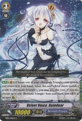 Velvet Voice, Raindear - EB02/016EN - C on Channel Fireball