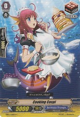 Cooking Caspi - EB02/028EN - C on Channel Fireball