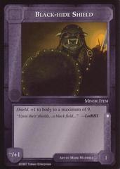 Black-hide Shield