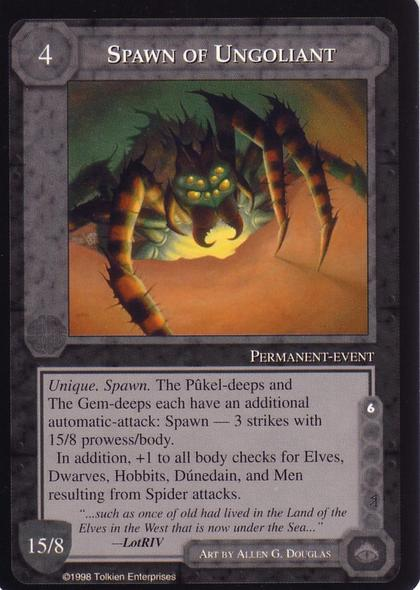 Spawn of Ungoliant