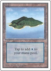 Island (C - Blue Sky)