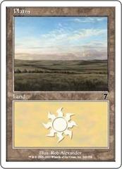 Plains (342) - Foil