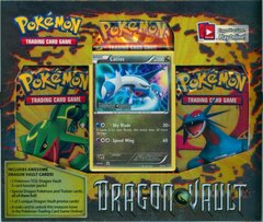 Pokemon Dragon Vault Blister Pack - Latios Promo