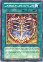 Gladiator Beast's Battle Archfiend Shield - PTDN-EN060 - Common - 1st Edition