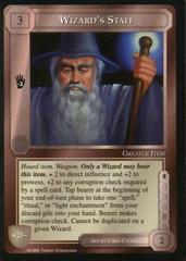Wizard's Staff