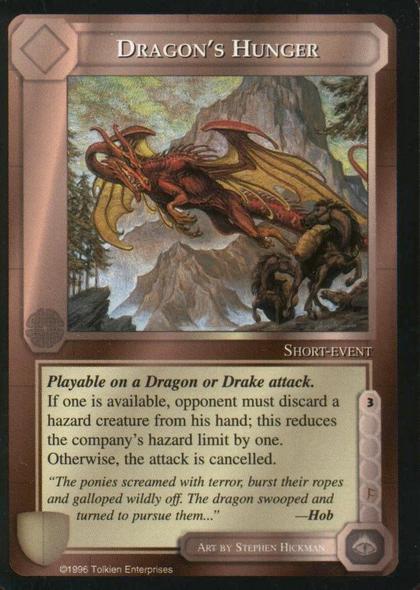 Dragons Hunger