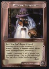 Wizard Uncloaked