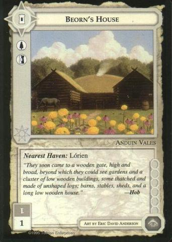 Beorns House [Blue Border]