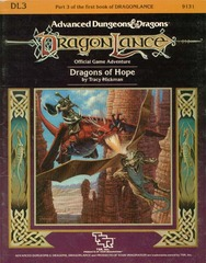 AD&D DL3 - Dragons of Hope 9131