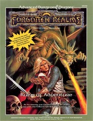 AD&D - Ruins of Adventure 9238