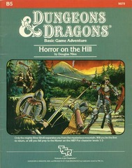 D&D B5 - Horror on the Hill 9078