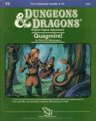 D&D X6 - Quagmire! - 9081