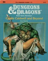 D&D B9 - Castle Caldwell & Beyond 9143