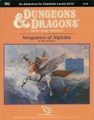Vengeance of Alphaks