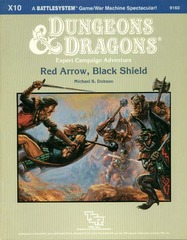 Red Arrow, Black Shield