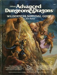 AD&D - Wilderness Survival Guide 2020