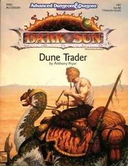AD&D 2E Dark Sun Dune Trader SC 2407