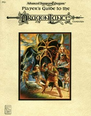 Player's Guide to the Dragonlance Campaign