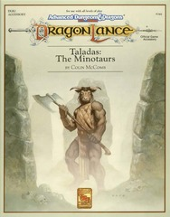 AD&D(2e) DLR2 - Taladas - The Minotaurs 9344