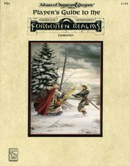 AD&D(2e) PG2 - Player's Guide to the Forgotten Realms Campaign 2142