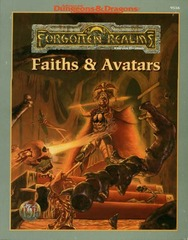 AD&D(2e) - Faiths & Avatars 9516