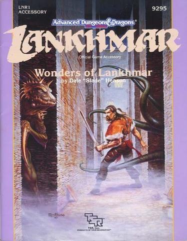 AD&D(2e) LNR1 - Wonders of Lankhmar 9295
