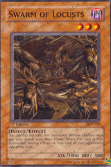 Swarm of Locusts - PGD-022 - Common - 1st Edition