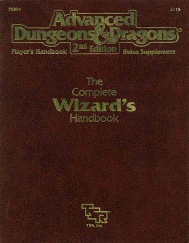 The Complete Wizardss Handbook