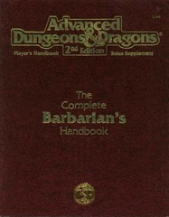 The Complete Barbarian's Handbook