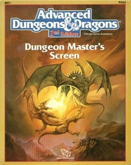 Dungeon Master's Screen (REF1)