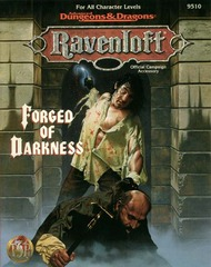 Ravenloft - Forged of Darkness 9510