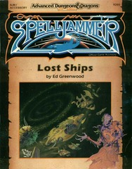 AD&D(2e) Spelljammer - Lost Ships 9280