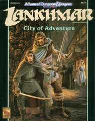AD&D 2e - Lankhmar - City of Adventure 2137