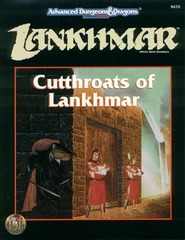 AD&D(2e) - Cutthroats of Lankhmar 9470